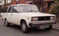 1996 Lada Riva Overview