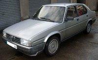 1985 Alfa Romeo 90 Overview