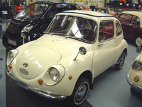 1970 Subaru 360 Overview