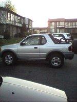 Picture of 1998 Isuzu Amigo 2 Dr S V6 4WD Convertible, exterior