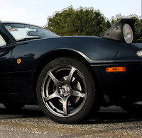 Picture of 1997 Mazda MX-5 Miata M-Edition, exterior, gallery_worthy