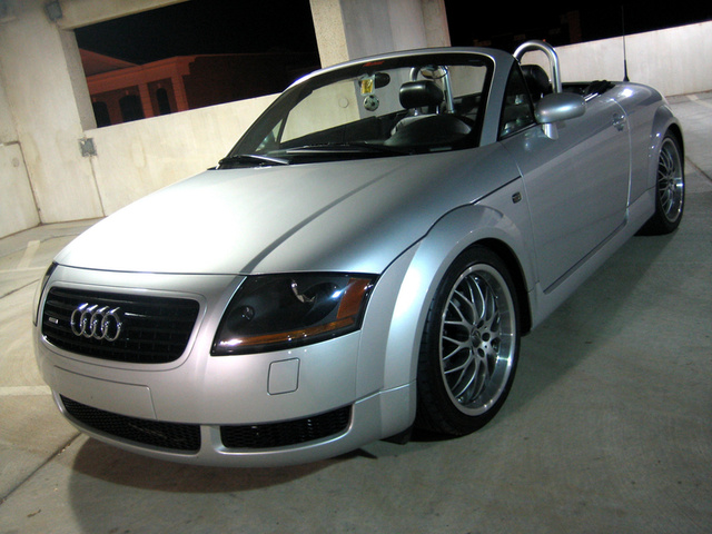2001 audi tt overview cargurus. Black Bedroom Furniture Sets. Home Design Ideas
