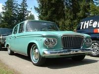 1961 Studebaker Lark Overview