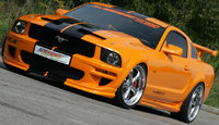 Picture of 2008 Ford Mustang GT Deluxe Convertible, exterior