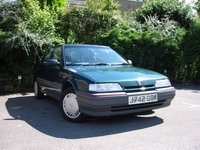 1991 Rover 200 Overview