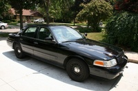 2000 Ford Crown Victoria LX picture, exterior