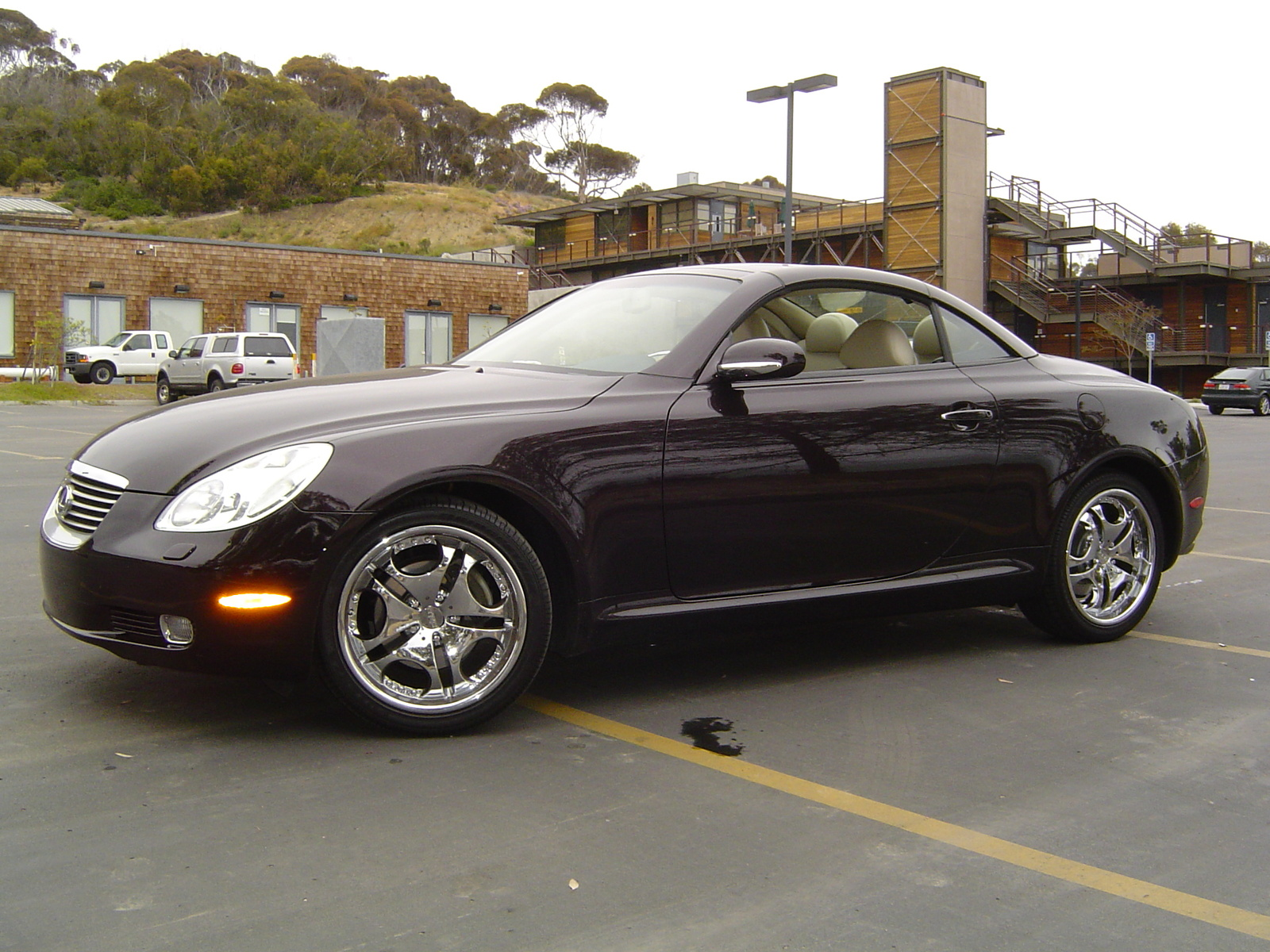 2002 Lexus SC 430 Roadster picture