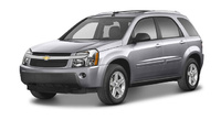 Similar Cars Compared to a 2006 Chevrolet Equinox LS AWD