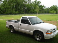 Chevrolet S-10 Overview