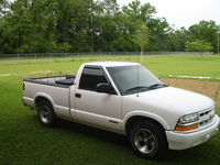 1999 Chevrolet S-10 Overview