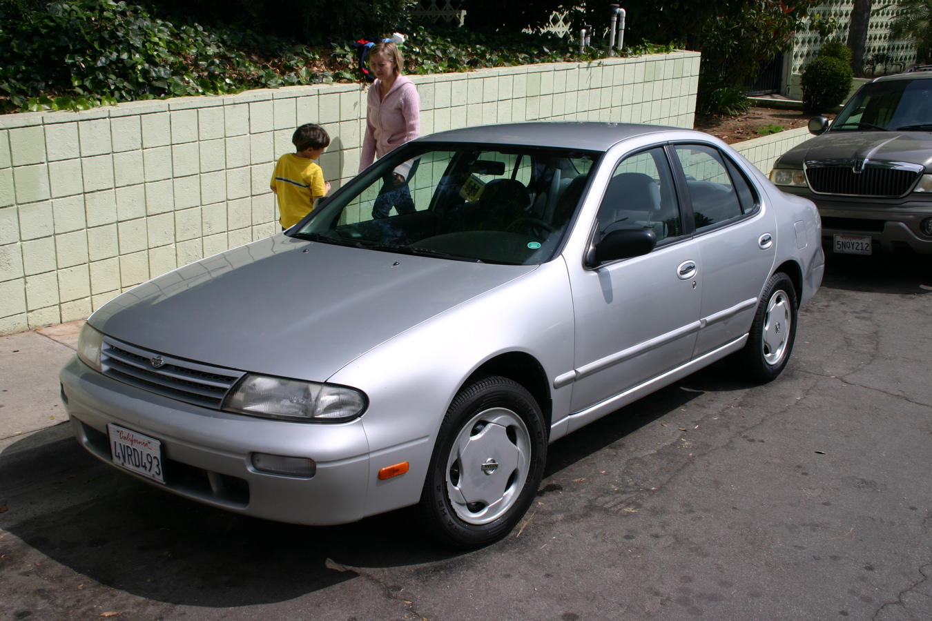 1996 nissan altima gxe 1996 nissan altima 4 dr gxe sedan picture