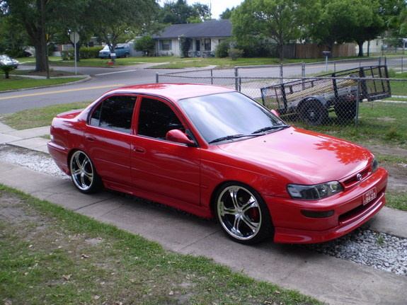 Picture of 1997 Toyota Corolla