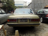 1982 Toyota Crown Overview