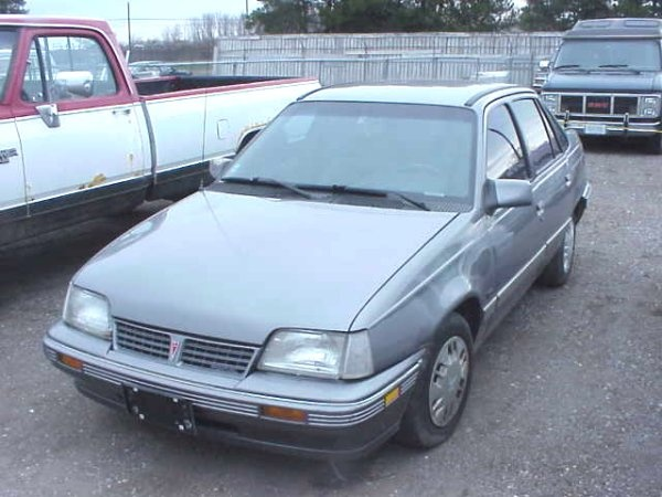 Picture of 1992 Pontiac Le Mans 2 Dr Value Leader Coupe, exterior