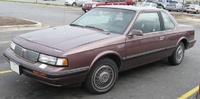 1991 Oldsmobile Cutlass Ciera, 1988 Oldsmobile Cutlass Ciera picture, exterior