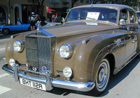 1955 Rolls-Royce Silver Cloud Overview