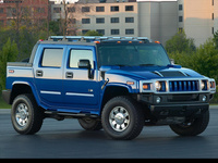 Picture of 2008 Hummer H2 SUT, exterior