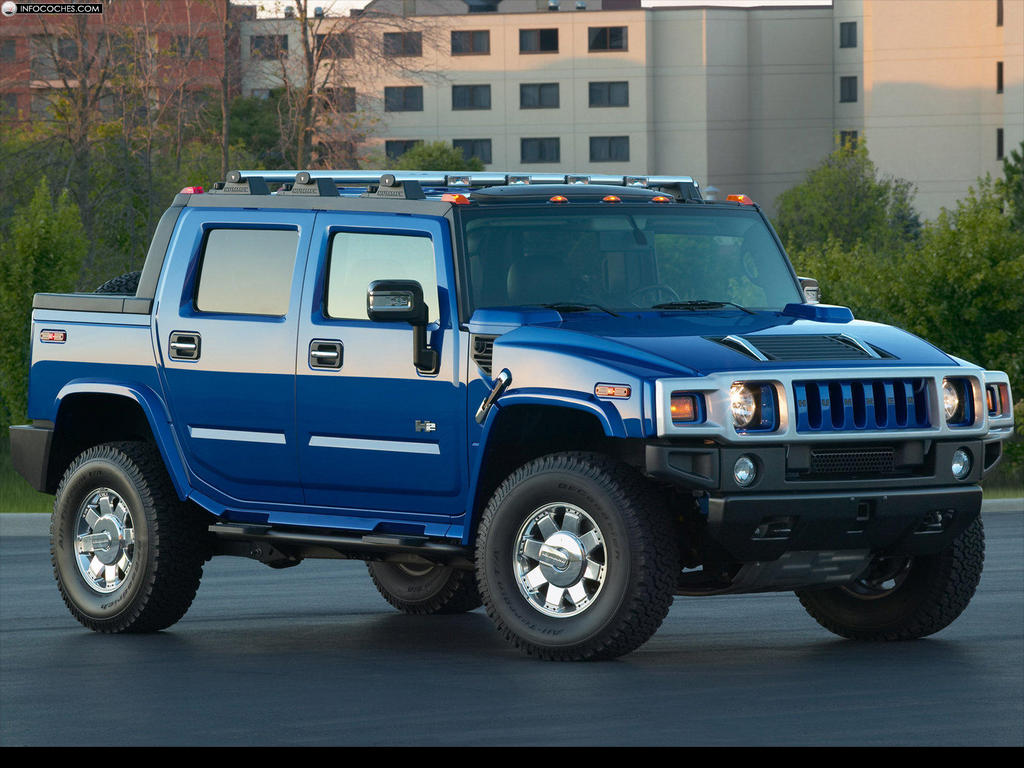 2008 Hummer H2 Luxury picture