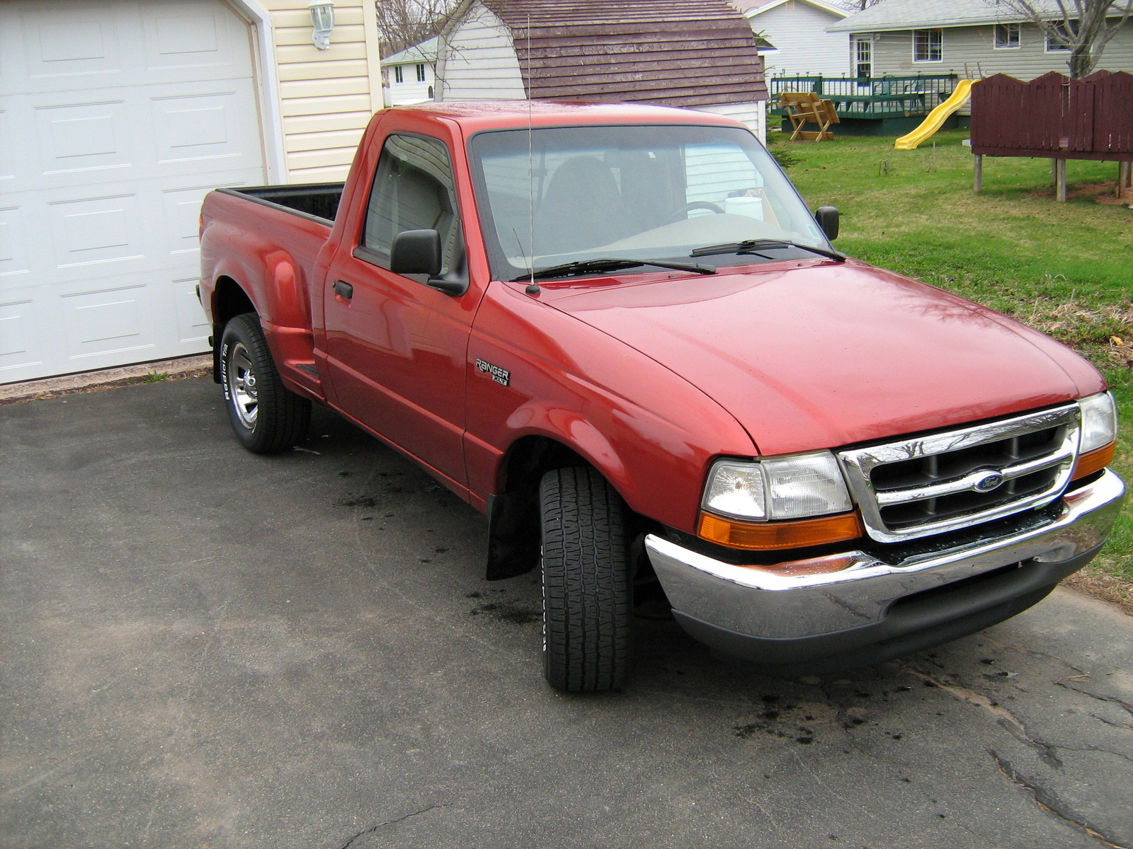 Ford Ranger Dr Xlt Standard Cab Stepside Sb Pic X on 2002 Dodge Dakota 2wd