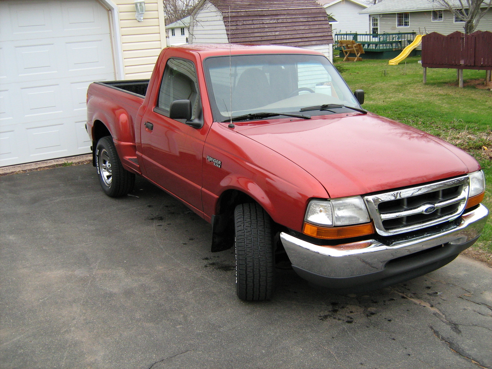 Picture of 1999 Ford Ranger XLT Standard Cab Stepside SB