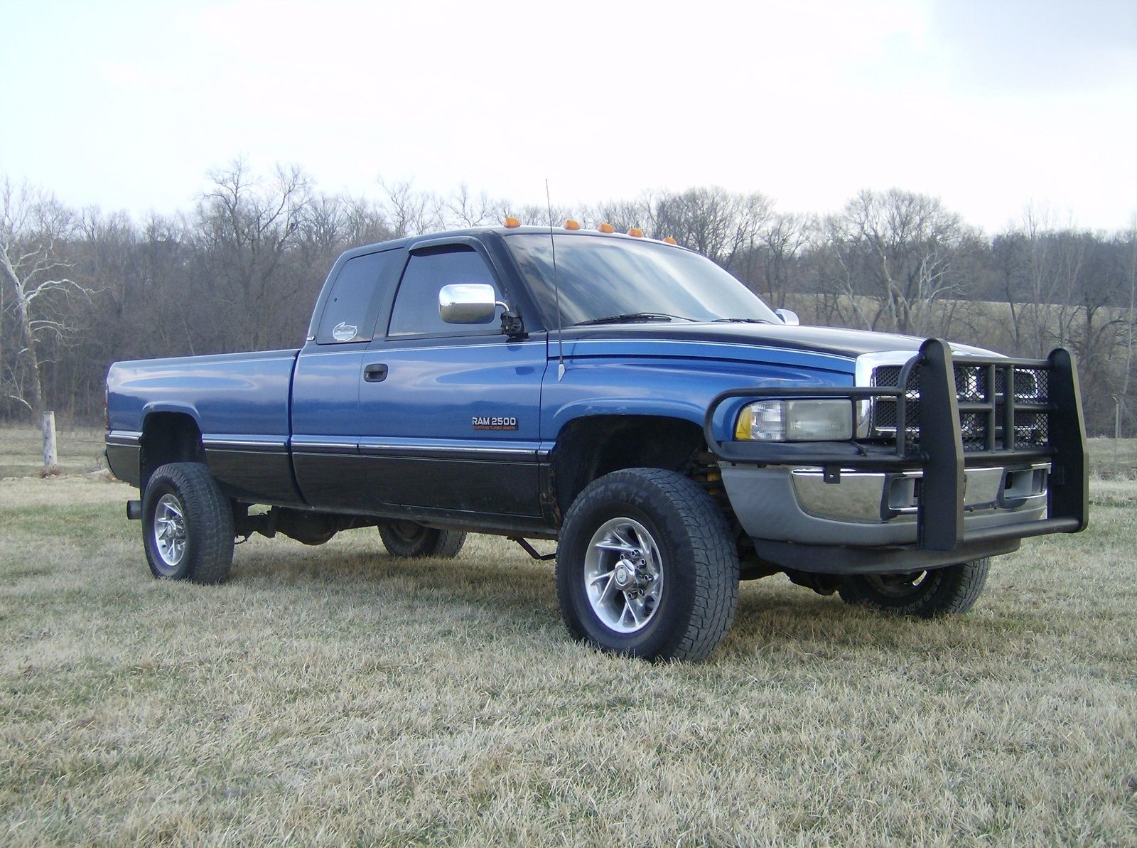 1995 Dodge Ram 2500 Test Drive Review Cargurus