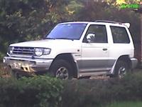 Picture of 1999 Mitsubishi Montero, exterior