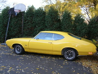 1972 Oldsmobile Cutlass picture, exterior