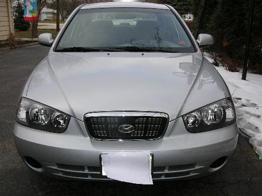 Hyundai Elantra 2002 Interior. Hyundai Elantra 2002 Gls.
