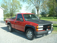 1991 Chevrolet C/K 1500 Reg. Cab 6.5-ft. Bed 4WD picture, exterior