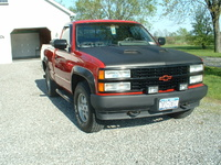 Picture of 1991 Chevrolet C/K 1500 Reg. Cab 6.5-ft. Bed 4WD, exterior