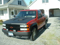 Picture of 1991 Chevrolet C/K 1500 Silverado Extended Cab LB RWD, exterior, gallery_worthy