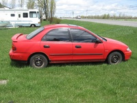 Picture of 1996 Mazda Protege 4 Dr ES Sedan, exterior