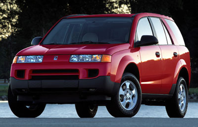 Picture of 2003 Saturn VUE Base AWD, exterior, gallery_worthy