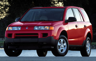 Picture of 2003 Saturn VUE Base AWD