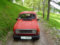 1992 Renault 4 Overview