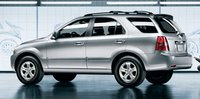 2008 Kia Sorento, side, exterior, gallery_worthy