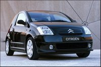 2008 Citroen C2 Picture Gallery