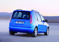 2006 Skoda Roomster Overview