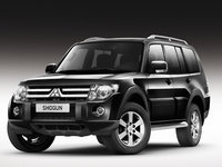 Picture of 2007 Mitsubishi Shogun, exterior, gallery_worthy