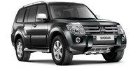 2003 Mitsubishi Shogun Overview