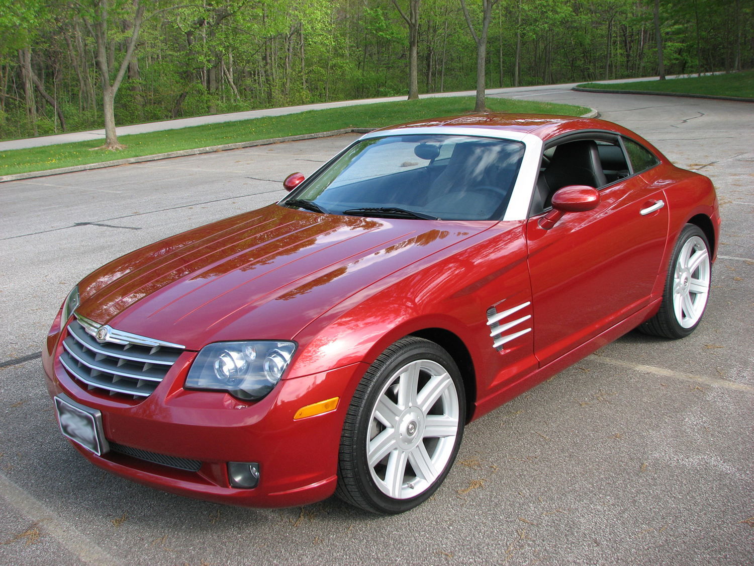 2004 Chrysler Crossfire picture