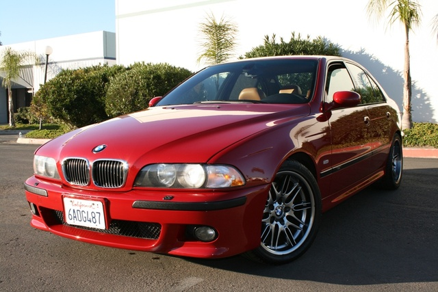 Picture of 2000 BMW M5, exterior