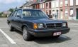 1987 Dodge Aries Overview