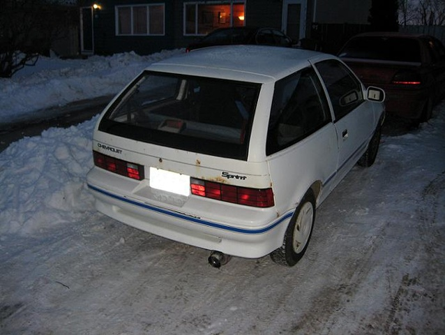Picture of 1991 Suzuki Swift 2 Dr GA Hatchback
