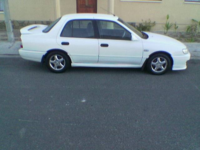 Picture of 1997 Nissan Sentra