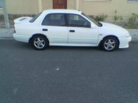 Picture of 1997 Nissan Sentra, exterior, gallery_worthy