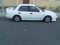 Picture of 1997 Nissan Sentra, exterior