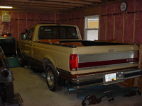1991 Ford F-150 Overview