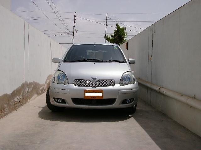 Picture of 2003 Toyota Vitz, exterior, gallery_worthy
