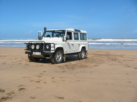 2003 Land Rover Defender Overview